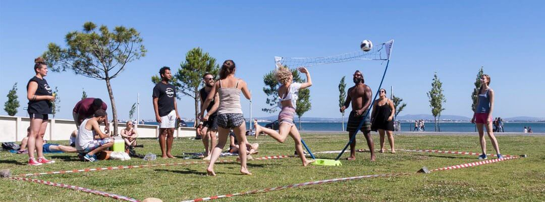 Beer Volleyball Championship